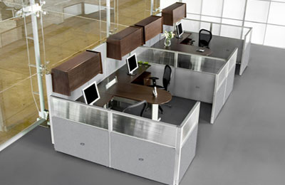 Global comercializadora for Cubiculos para oficina